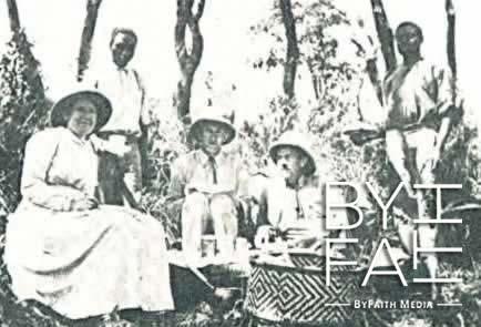 Rees Howells в Африке